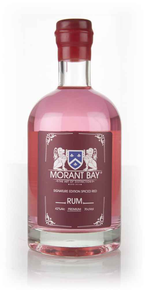 Morant Bay Spiced Red Rum