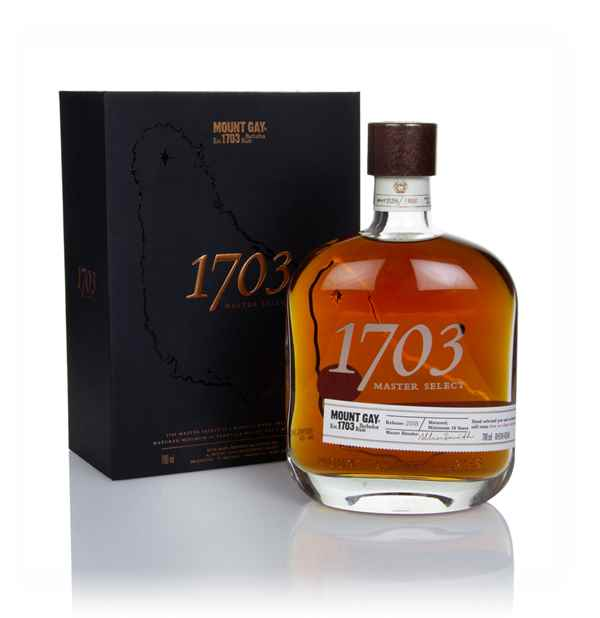 Mount Gay 1703 Master Select (2018 Release)