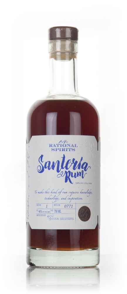 Rational Spirits Santeria Rum