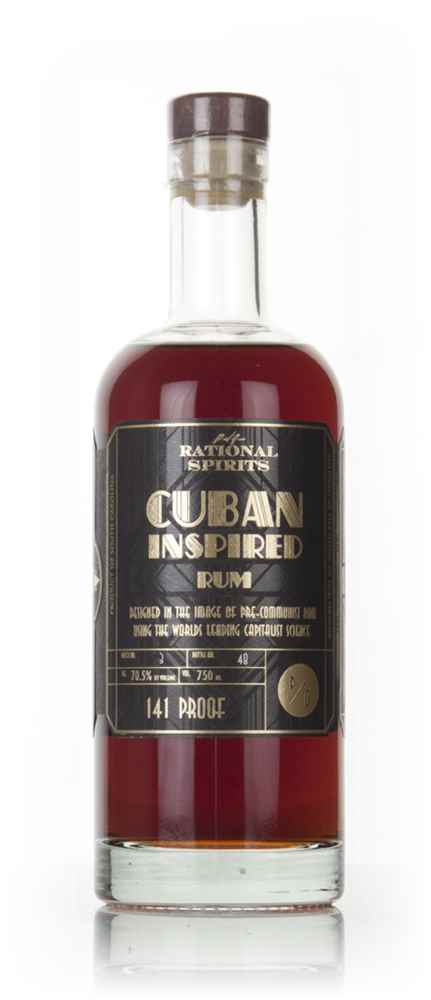 Rational Spirits Cuban Inspired Rum (141 Proof)