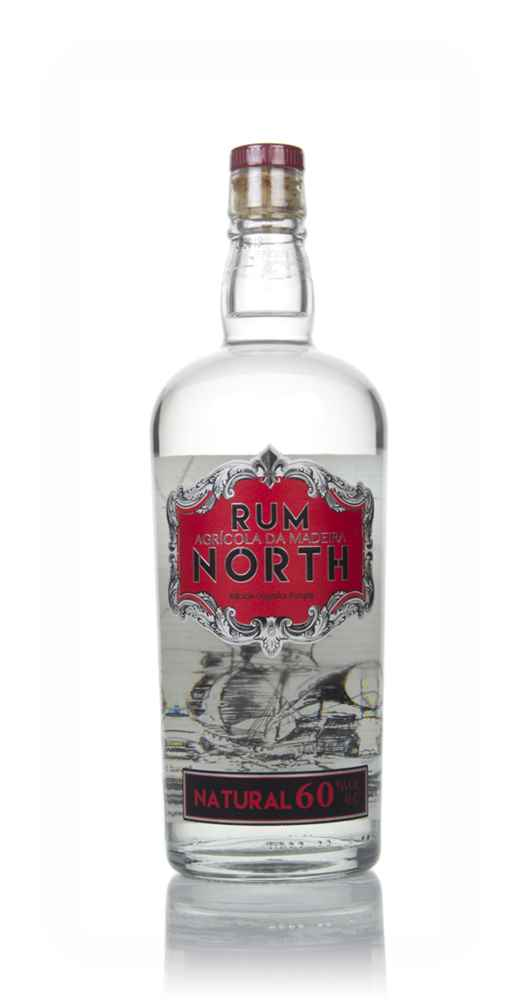 Rum North Natural 60%