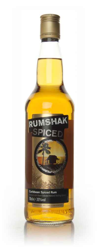 Rumshak spiced rum master of malt for What goes good with spiced rum