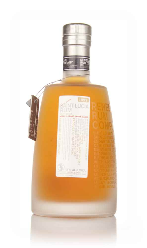Renegade Saint Lucia 10 Year Old 1999 - Château Lafleur Cask Finish