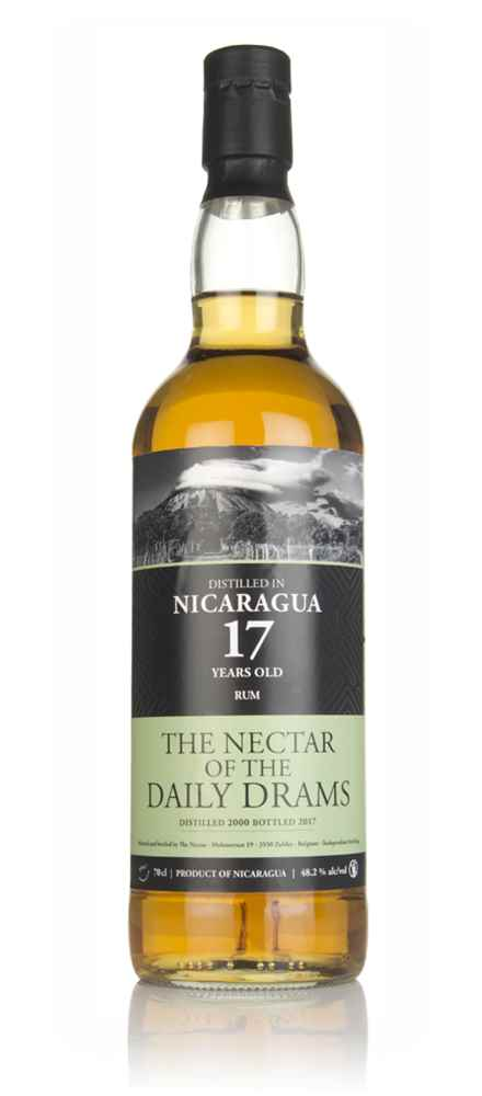 Nicaragua 17 Year Old 2000 - The Nectar of the Daily Drams