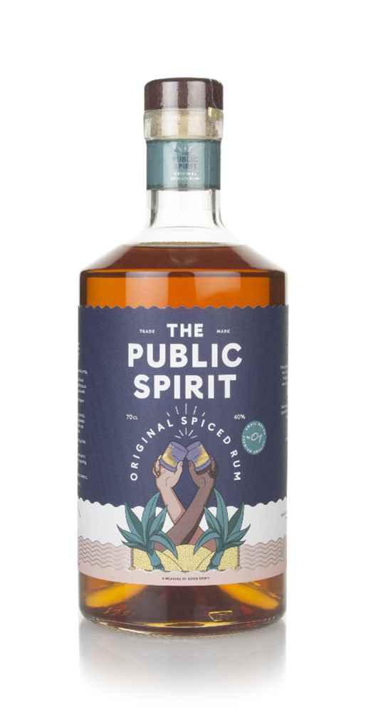 The Public Spirit Original Spiced Rum