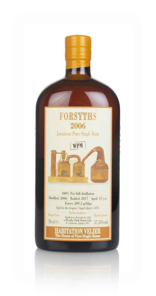 Forsyths 11 Year Old 2006 - Habitation Velier