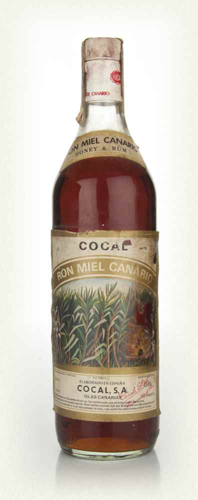 Cocal Ron Miel Canario - 1970s