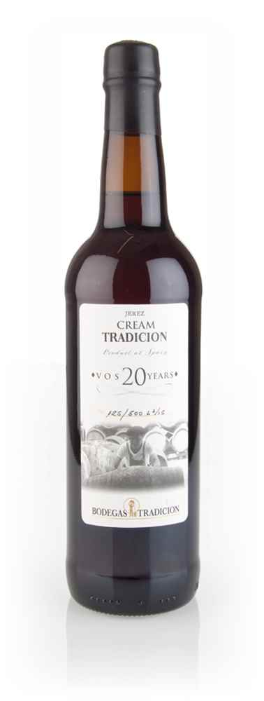 Bodegas Tradición 20 Year Old Cream