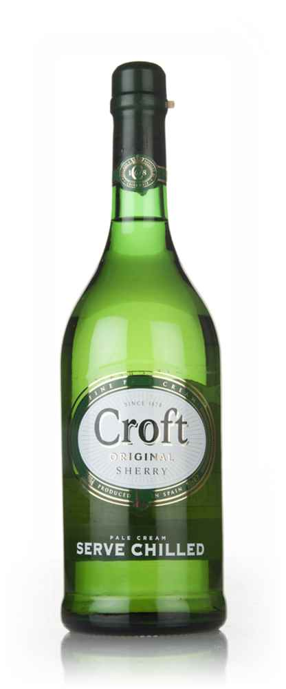 Croft Original Sherry