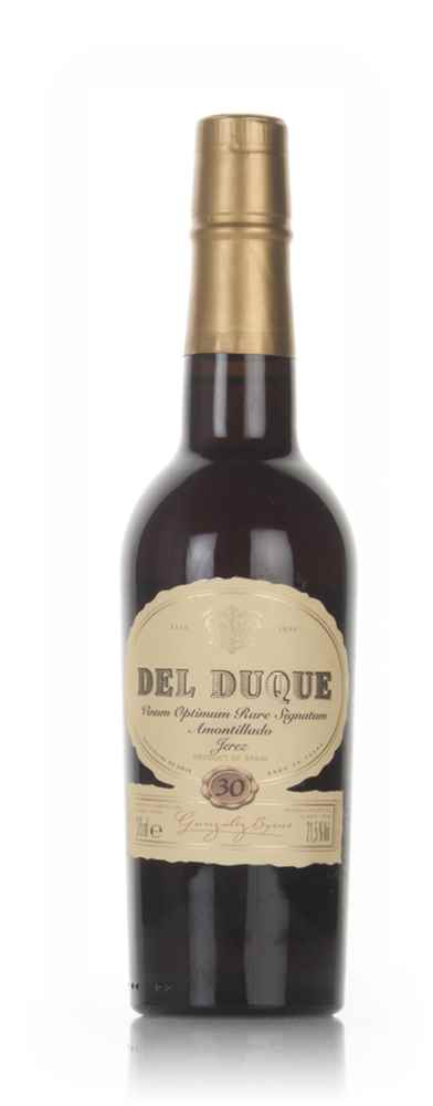 Gonzalez Byass 30 Year Old Del Duque Amontillado
