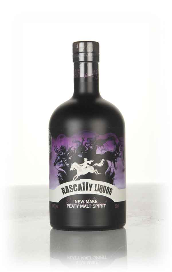 Rascally Liquor Peated Malt Spirit