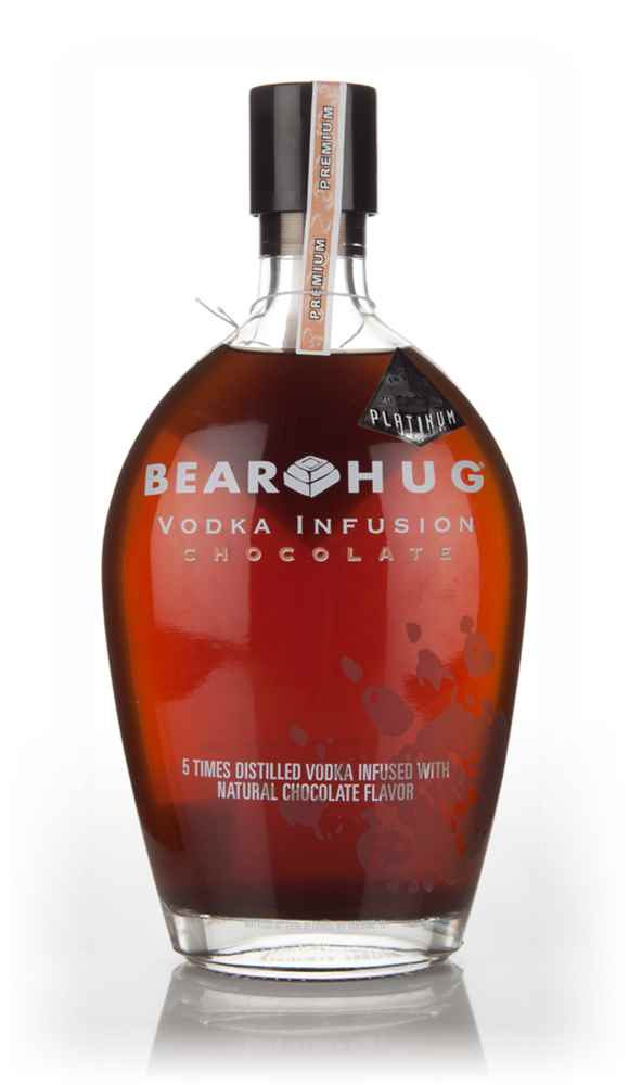 Bear Hug Vodka Infusion Chocolate Spirit Drink
