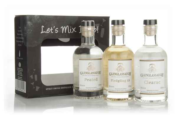 Glenglassaugh The Spirit Drink Set