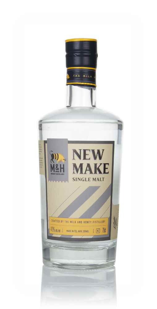 Milk & Honey New Make Single Malt