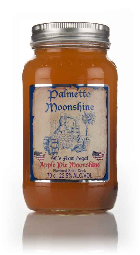 Palmetto Moonshine Apple Pie
