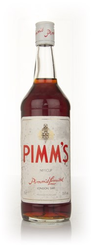 Pimms No 1 Cup - 1980s
