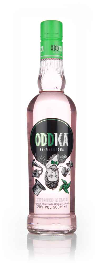 Oddka Twisted Melon Spirit Drink