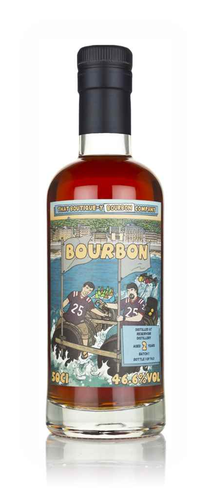 Reservoir Distillery 2 Year Old (That Boutique-y Bourbon Company)