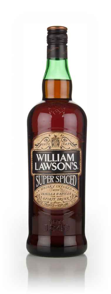 William Lawson's Super Spiced Spirit Drink 1l