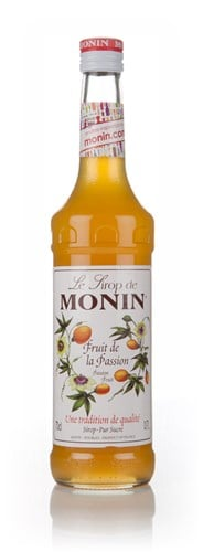 Monin Fruit de la Passion (Passionfruit) Syrup