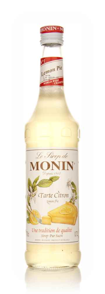 Monin Tarte Citron (Lemon Pie) Syrup