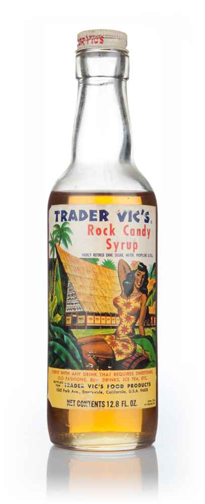 Trader Vic's Rock Candy	 - 1970s