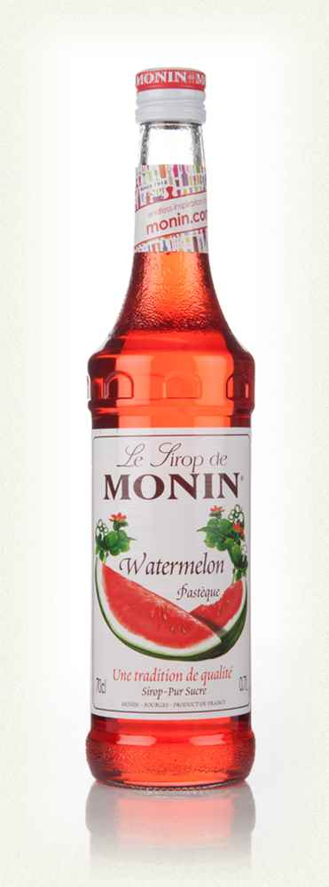 Monin Pastèque (Watermelon) Syrup
