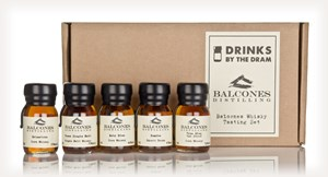 Balcones Whisky Tasting Set