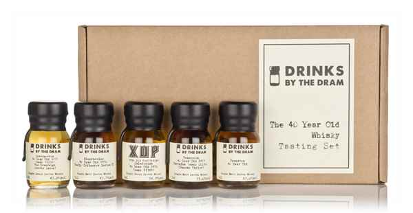 The 40 Year Old Whisky Tasting Set