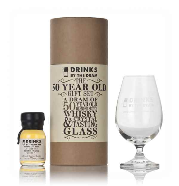 The 50 Year Old Gift Set
