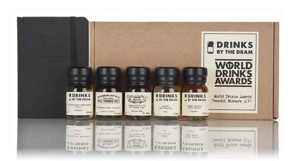 World Drinks Awards 2017 Overall Winners Tasting Set