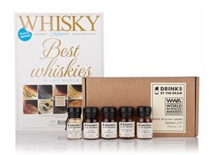 World Whiskies Awards Winners 2014 Tasting Set