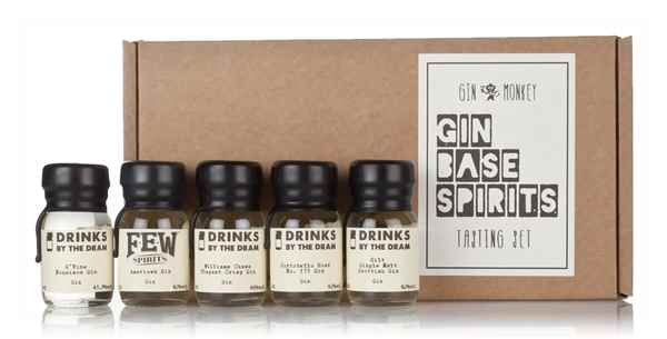 Gin Monkey Gin Base Spirits Tasting Set