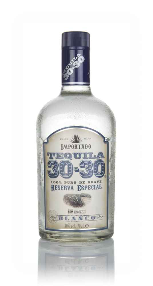 Tequila 30-30 Blanco