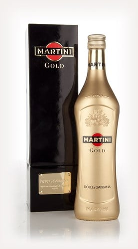 Martini Gold Dolce and Gabbana