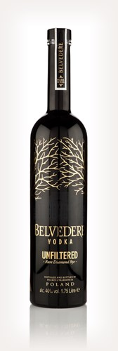 Belvedere Unfiltered Vodka