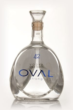 Oval 42 Structured Vodka