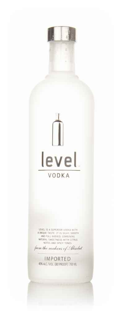 Absolut Level Vodka