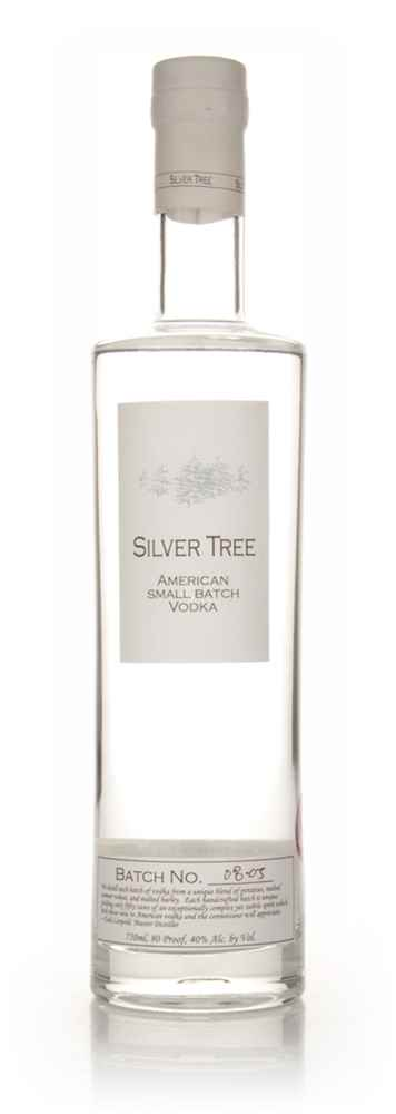 Leopold's Silver Tree Vodka