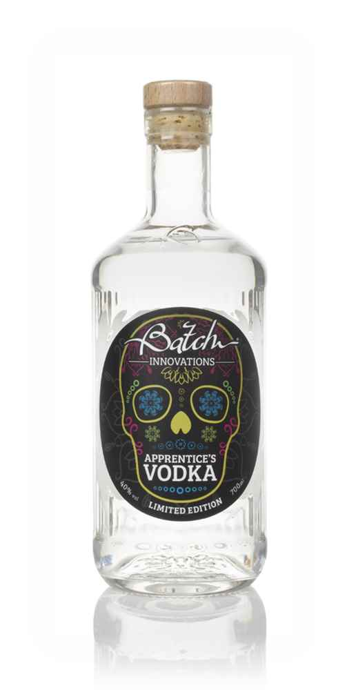 Batch Apprentice's Vodka