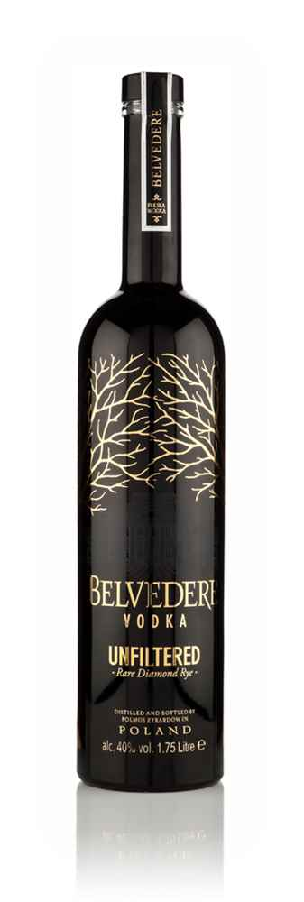 Belvedere Unfiltered Vodka 1.75l