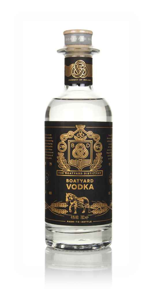 Boatyard Vodka