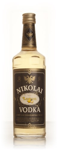 Nikolai Lemon Vodka - 1979