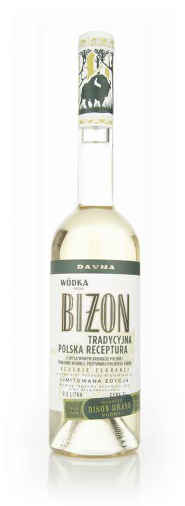 Davna Bizon Grass Vodka