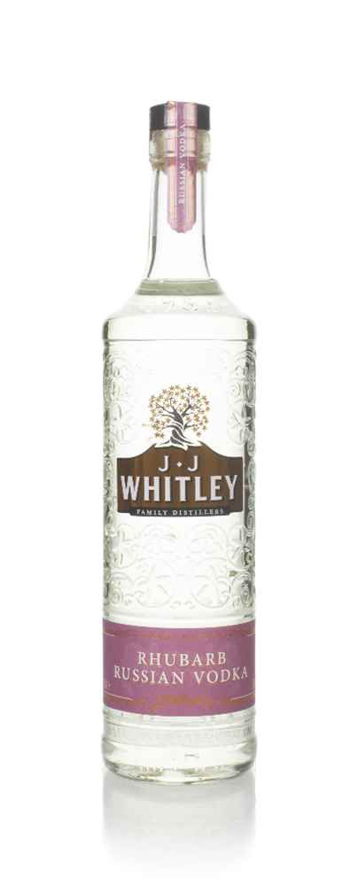 J.J. Whitley Rhubarb Vodka