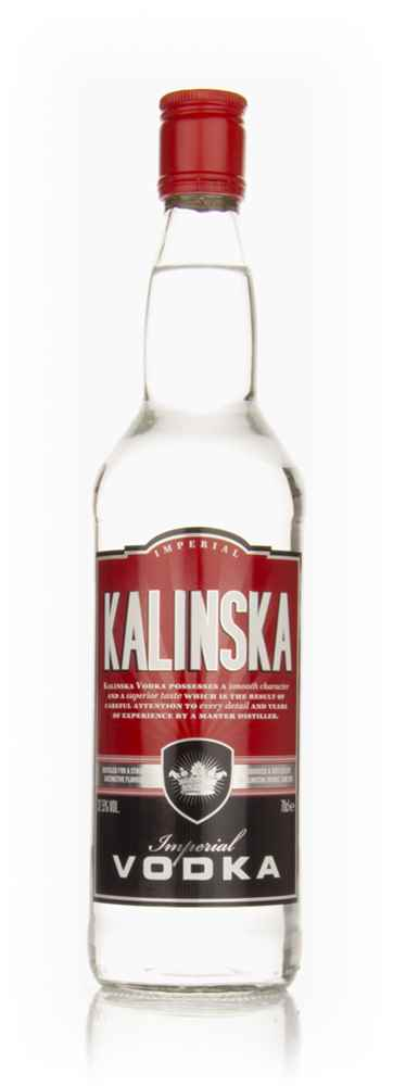 Kalinska Imperial Vodka