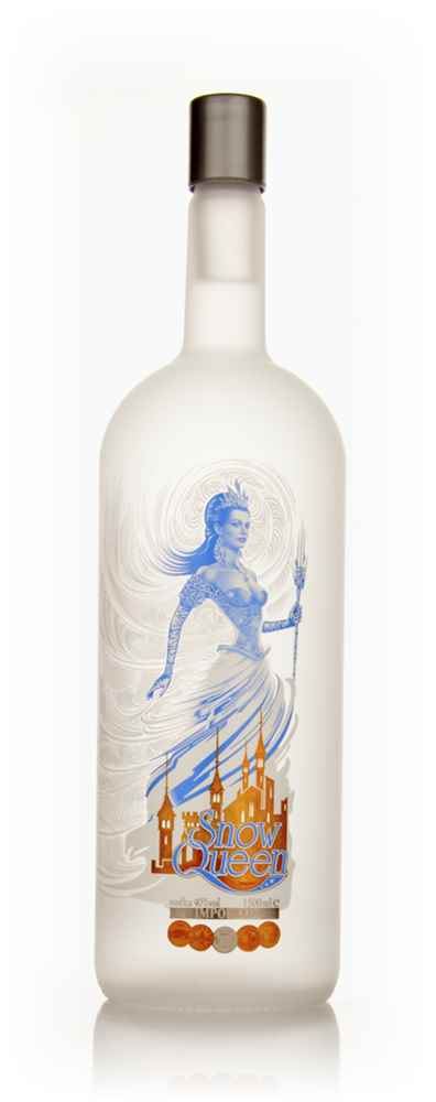 Snow Queen Vodka 1.5l