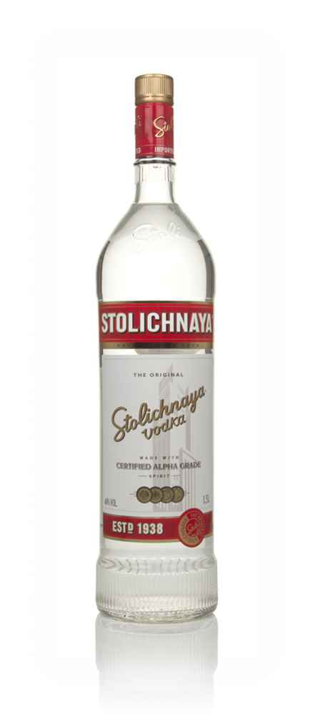 Stolichnaya Red Label - Magnum (1.5L)