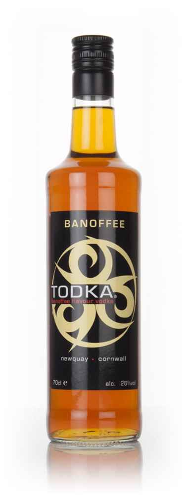 Todka Banoffee Vodka