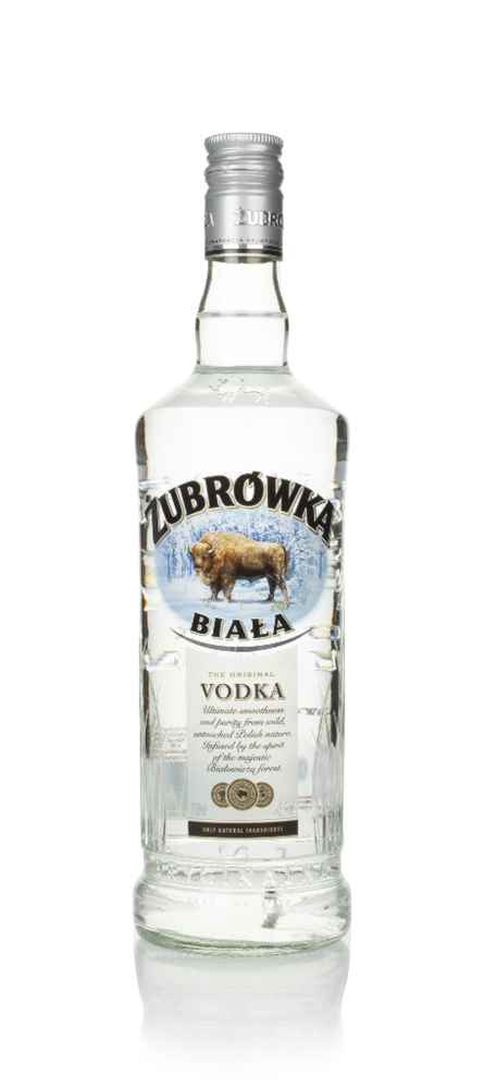 Zubrówka Biala Winter Rye Vodka